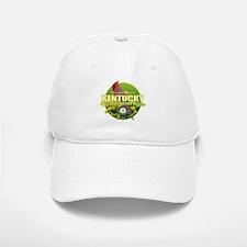 Kentucky State Bird & Flower Baseball Baseball Baseball Cap