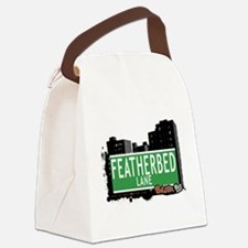 Featherbed Ln Canvas Lunch Bag
