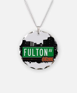 Fulton Ave Necklace