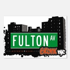 Fulton Ave Postcards (Package of 8)