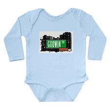 GODWIN TER Long Sleeve Infant Bodysuit