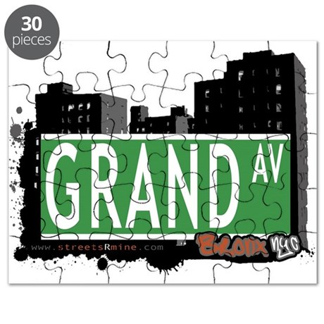 Grand Ave Puzzle