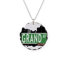 Grand Ave Necklace
