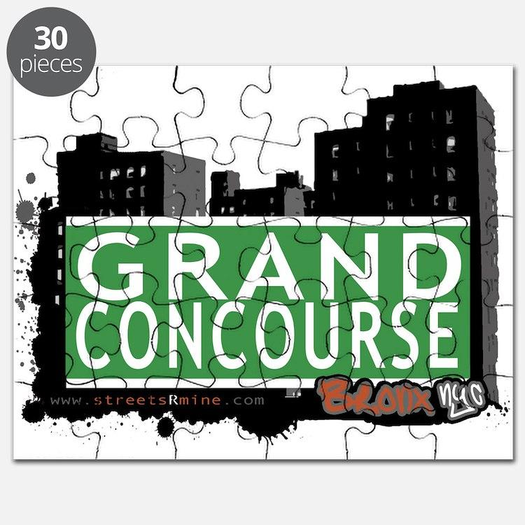 Grand Concourse Puzzle