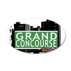Grand Concourse Wall Decal