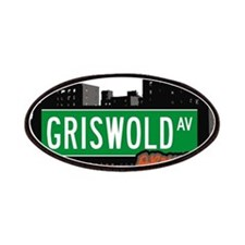 Griswold Ave Patches