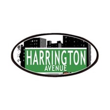 Harrington Ave Patches