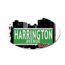 Harrington Ave Wall Decal