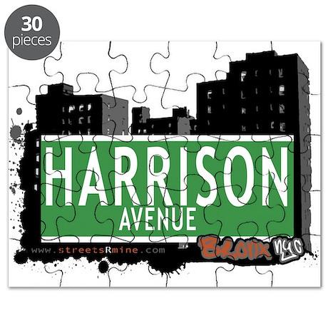 Harrison Ave Puzzle