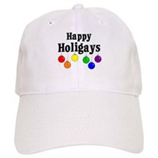 Happy Holigays Baseball Cap