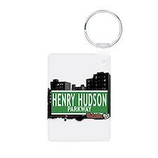 Henry Hudson Ave Keychains