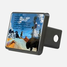 Honor Prayer Hitch Cover
