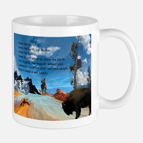 Honor Prayer Mug