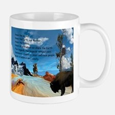 Honor Prayer Small Small Mug