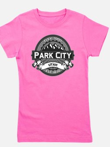 Park City Grey Girl's Tee
