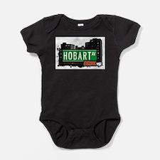 Hobart Ave Baby Bodysuit