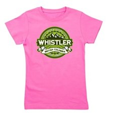 Whistler Green Girl's Tee
