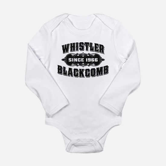 Unique Winter games Long Sleeve Infant Bodysuit