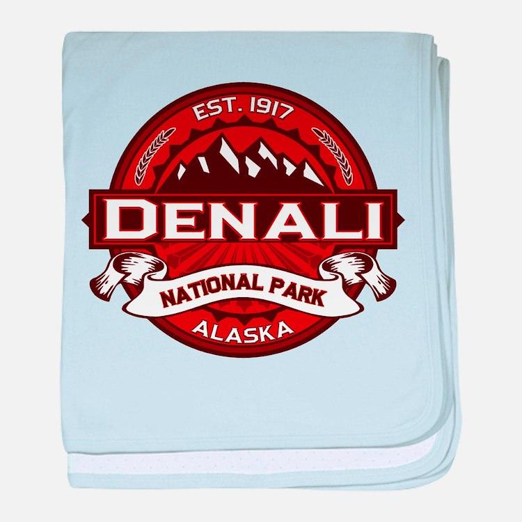 Denali Crimson.png baby blanket