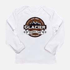 Glacier Logo.png Long Sleeve Infant T-Shirt