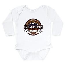 Glacier Logo.png Long Sleeve Infant Bodysuit