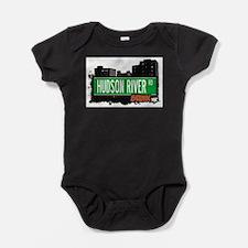 HUDSON RIVER RD Baby Bodysuit