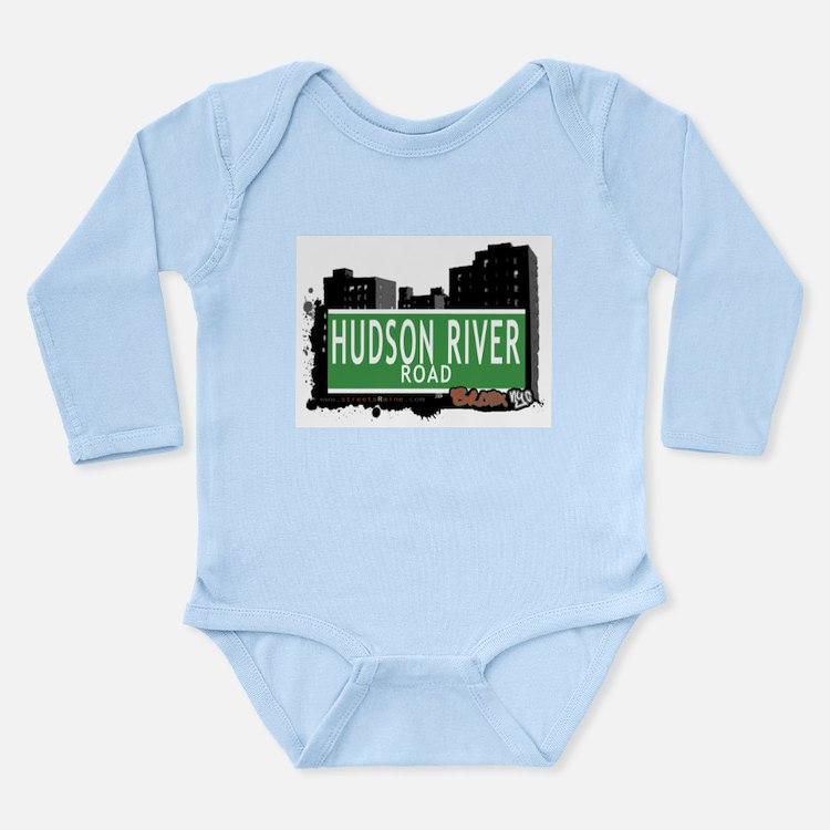 HUDSON RIVER RD Long Sleeve Infant Bodysuit
