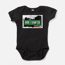 Hugh J Grant Cir Baby Bodysuit