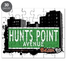 Hunts Point Ave Puzzle