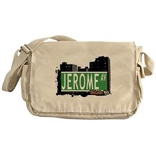 Jerome Ave Messenger Bag