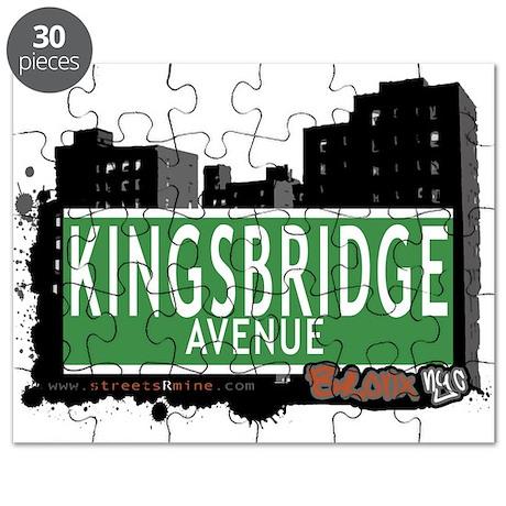 Kingsbridge Ave Puzzle