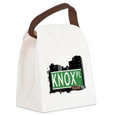 Knox Pl Canvas Lunch Bag