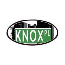 Knox Pl Patches