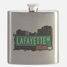 Lafayette Ave Flask