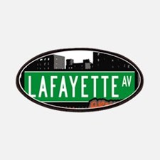 Lafayette Ave Patches
