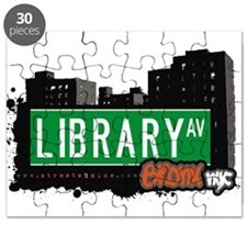 Library Ave Puzzle