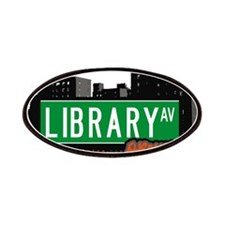 Library Ave Patches
