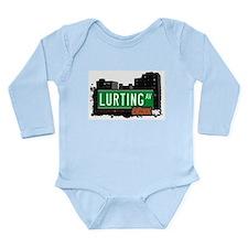 Lurting Ave Long Sleeve Infant Bodysuit