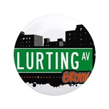 "Lurting Ave 3.5"" Button (100 pack)"