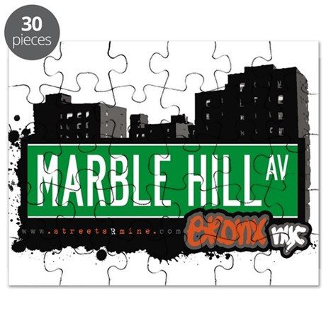 Marble Hill Ave Puzzle