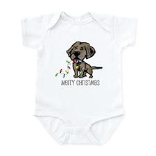 Christmas Chesapeake Infant Bodysuit
