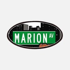 Marion Ave Patches