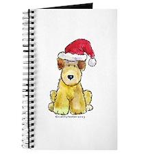 Doodle Santa Hat Journal