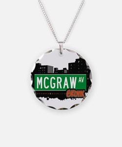 McGraw Ave Necklace