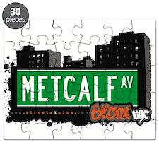 Metcalf Ave Puzzle