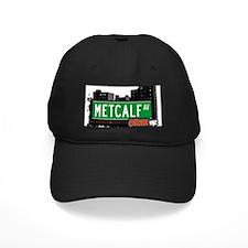 Metcalf Ave Baseball Hat