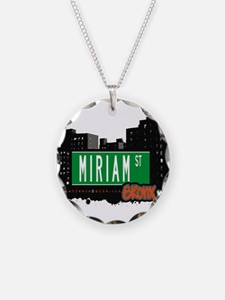 Miriam St Necklace