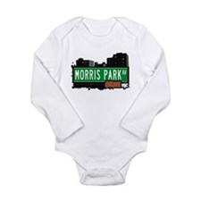 Morris Park Ave Long Sleeve Infant Bodysuit