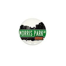 Morris Park Ave Mini Button (100 pack)