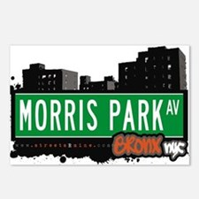 Morris Park Ave Postcards (Package of 8)